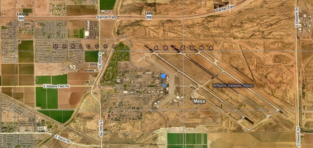 Phoenix - Mesa Gateway Airport